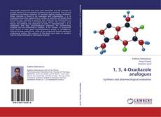 Bookcover of 1, 3, 4-Oxadiazole analogues