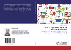Visual representation of cellular networks kitap kapağı