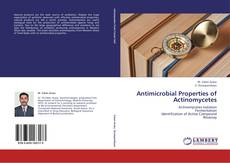 Обложка Antimicrobial Properties of Actinomycetes