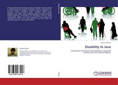 Bookcover of Disability In Java