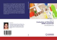 Bookcover of Evaluation of Modified HPMC based Gel
