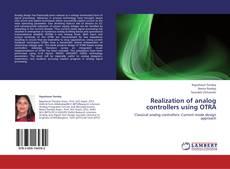 Portada del libro de Realization of analog controllers using OTRA