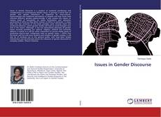 Couverture de Issues in Gender Discourse