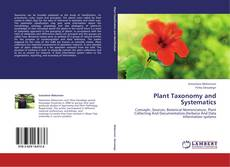 Couverture de Plant Taxonomy and Systematics