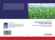 Borítókép a  Linseed Performance to Various NP Levels - hoz