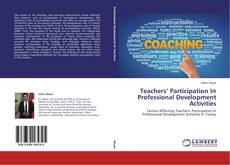 Buchcover von Teachers' Participation In Professional Development Activities