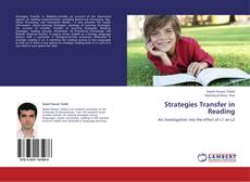 Capa do livro de Strategies Transfer in Reading