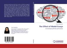 Bookcover of The Effect of Model Essays