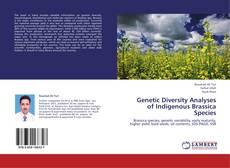 Buchcover von Genetic Diversity Analyses of Indigenous Brassica Species