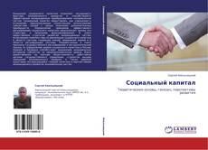 Bookcover of Социальный капитал