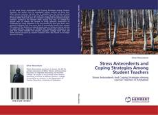Capa do livro de Stress Antecedents and Coping Strategies Among Student Teachers