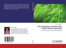 Couverture de Fine Mapping of Saltol QTL: A gene based approach