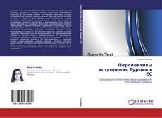 Buchcover von Перспективы вступления Турции в ЕС