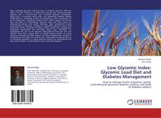 Обложка Low Glycemic Index- Glycemic Load Diet and Diabetes Management