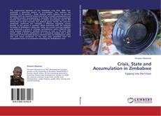 Copertina di Crisis, State and Accumulation in Zimbabwe