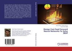 Bookcover of Design Fast Feed Forward Neural Networks To Solve SBVP