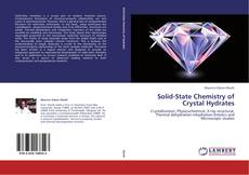 Capa do livro de Solid-State Chemistry of Crystal Hydrates