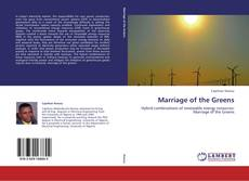 Bookcover of Marriage of the Greens