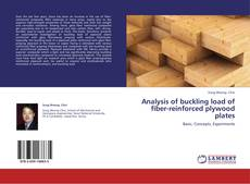 Copertina di Analysis of buckling load of fiber-reinforced plywood plates