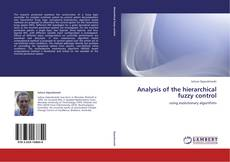 Bookcover of Analysis of the hierarchical fuzzy control