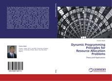 Borítókép a  Dynamic Programming Principles for  Resource Allocation Problems - hoz