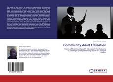 Capa do livro de Community Adult Education