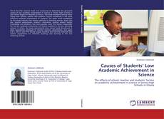 Causes of Students' Low Academic Achievement in Science kitap kapağı