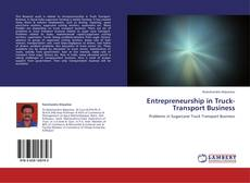 Bookcover of Entrepreneurship in Truck-Transport Business