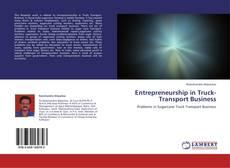 Обложка Entrepreneurship in Truck-Transport Business