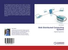 Bookcover of Web Distributed Computing Systems