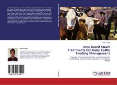 Bookcover of Urea Based Straw Treatments for Dairy Cattle Feeding Management