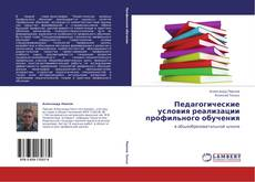 Couverture de Педагогические условия реализации профильного обучения