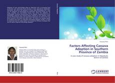 Portada del libro de Factors Affecting Cassava Adoption in Southern Province of Zambia