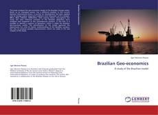 Copertina di Brazilian Geo-economics