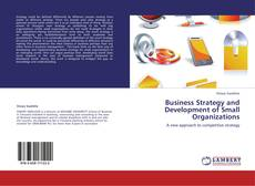 Bookcover of Business Strategy and Development of Small Organizations