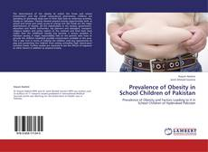 Bookcover of Prevalence of Obesity in School Children of Pakistan