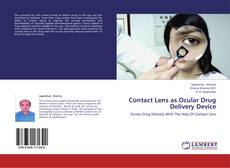 Couverture de Contact Lens as Ocular Drug Delivery Device