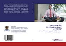 Buchcover von Integrated Self Development with Meditation