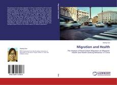 Migration and Health kitap kapağı