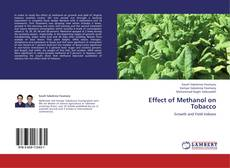 Effect of Methanol on Tobacco kitap kapağı