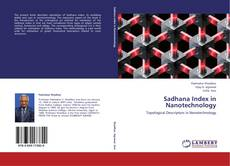 Portada del libro de Sadhana Index in Nanotechnology