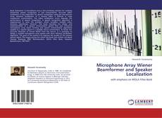 Couverture de Microphone Array Wiener Beamformer and Speaker Localization