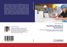 Bookcover of Teaching Models in Economics