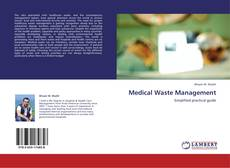 Bookcover of Medical Waste Management