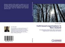 Buchcover von Faith-based organisations in New Zealand