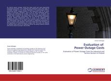 Bookcover of Evaluation of   Power Outage Costs