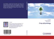 Bookcover of Crop physiology