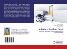 Bookcover of A Study of Problems Faced