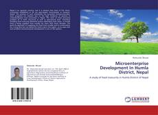 Bookcover of Microenterprise Development In Humla District, Nepal