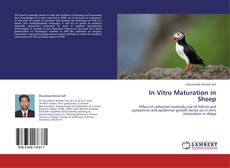 Bookcover of In Vitro Maturation in Sheep